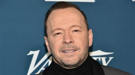 Donnie Wahlberg Leaves Generous New Year's Tip as Part of