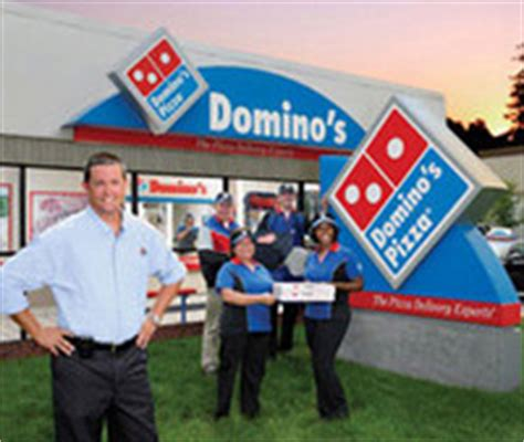 Dominos Pizza Franchise Information - Free Info on Dominos