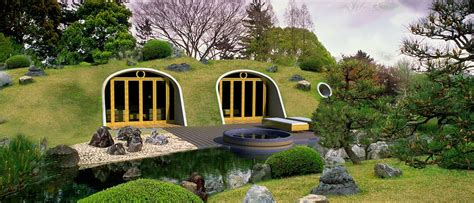 Green Magic Homes Allow Dreamers To Live In The Shire
