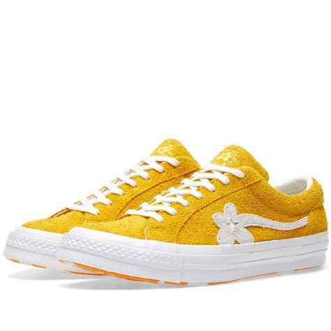 Converse x Golf Le Fleur One Star Solar Power | END