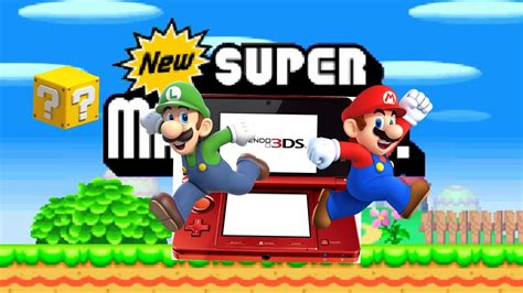 How to download New Super Mario Bros