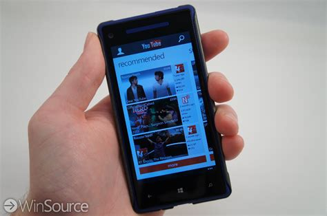 Windows Phone finally gets an official YouTube app « WinSource