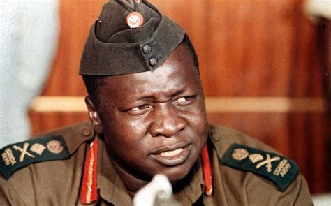 The Queen's plot to bash Idi Amin over the head with a