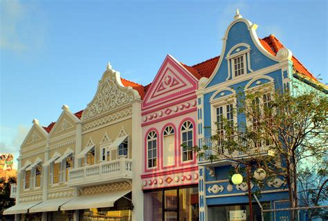 Aruba Dutch Colonial Architecture | At Good Millwork, we