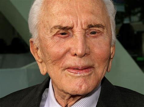 He may be 100 years old, but Kirk Douglas explains why he