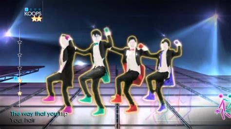 One Direction - What Makes You Beautiful - Just Dance 4