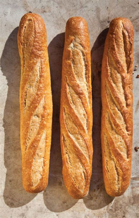 Easy Baguette Recipe for Stangenbrot: A Four Hour Bread