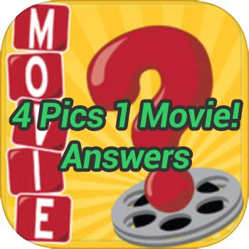 4 Pics 1 Movie Answers, Solver, Cheats for iPhone, iPad