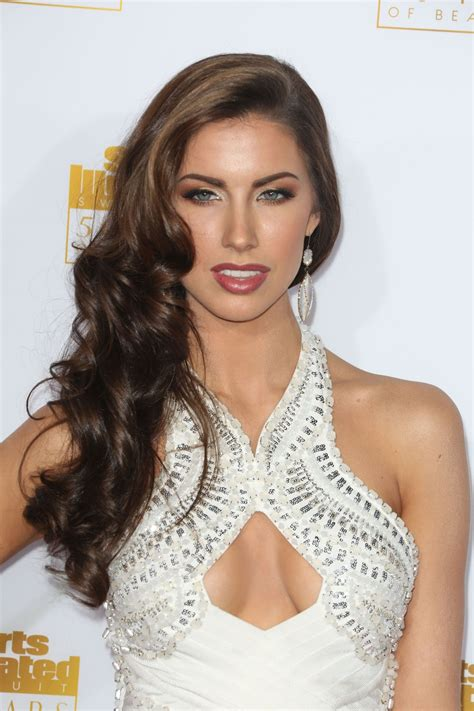 KATHERINE WEBB at SI Swimsuit Issue 50th Anniversary