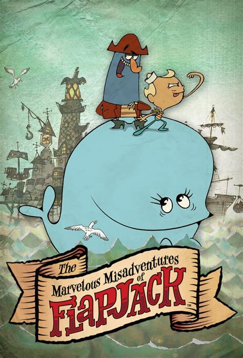 The Marvelous Misadventures Of Flapjack Watch Online