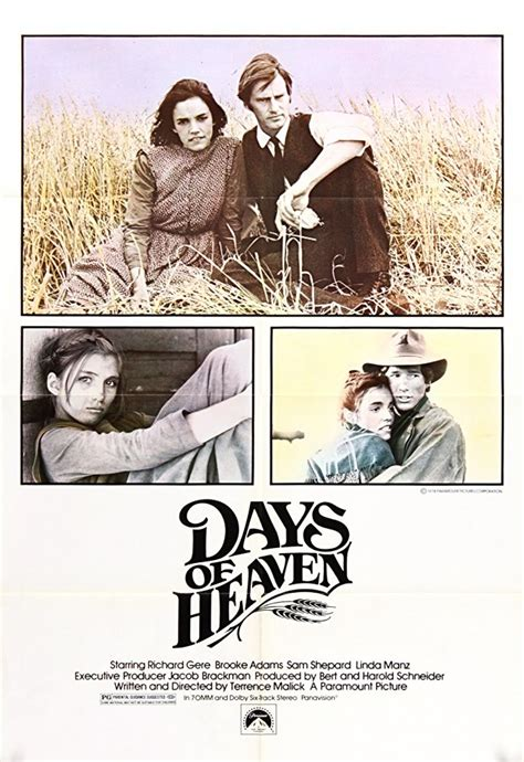 Mennyei napok (1978) Days of Heaven | Trailer - indavideo