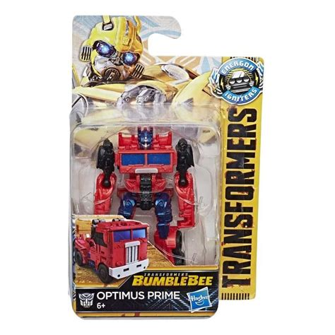 Transformers Energon Igniters Speed Optimus Prime figura