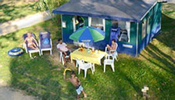 Camping with mobile homes and bungalow tents - Vacansoleil