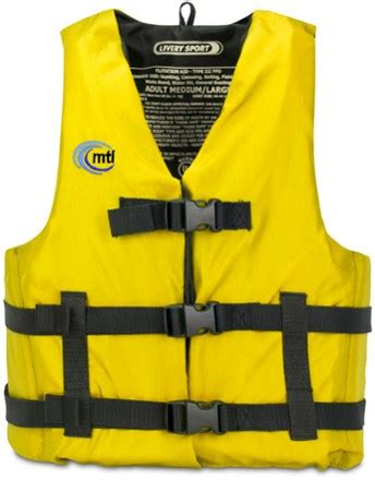 MTI Livery Sport PFD | REI Outlet