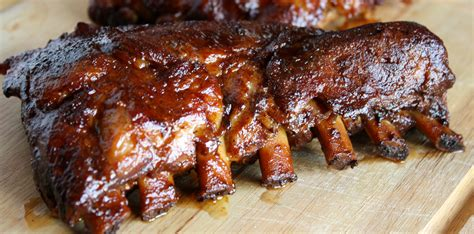 Spare Ribs: the king of finger food