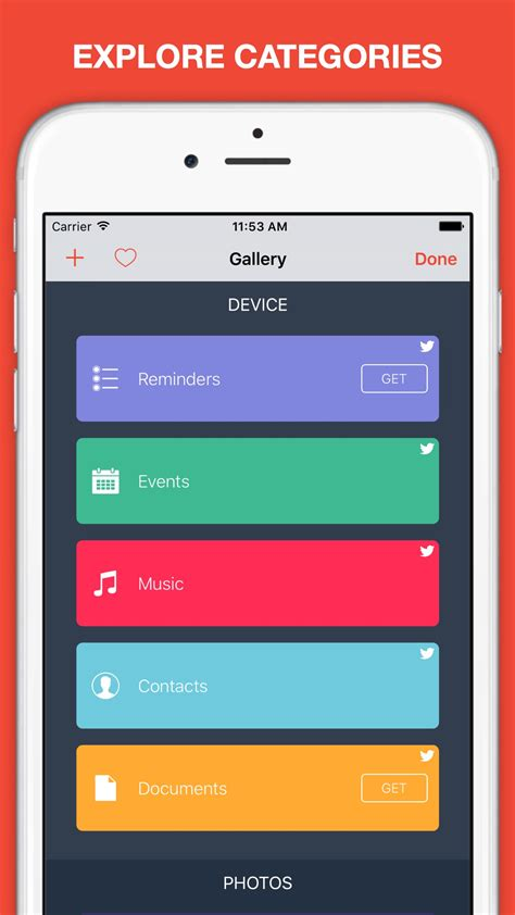 Searchr - iPhone - English - Evernote App Center