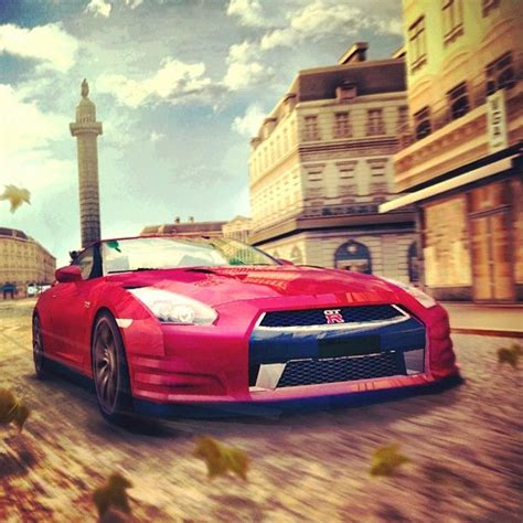 Nissan GTR dominating Europe This is a car