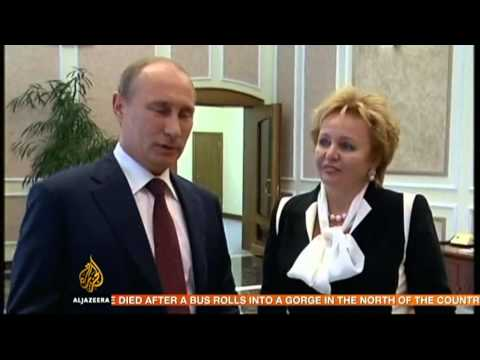 Putin divorces wife of 30 years - NY Daily News