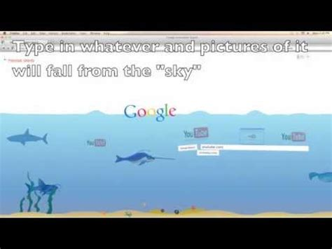 Google Underwater - YouTube