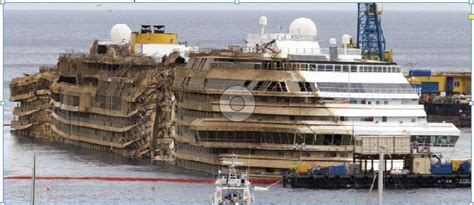 The cost of Costa Concordia: two years on   Analysis