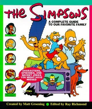 The Simpsons: A Complete Guide to Our Favorite Family by