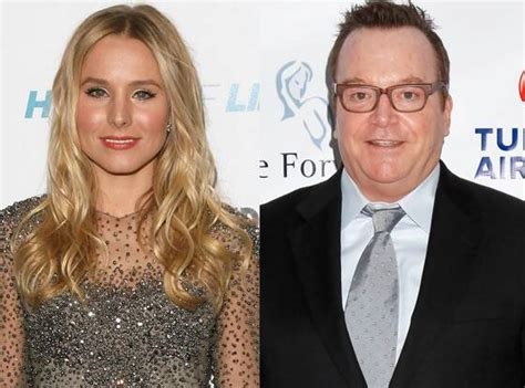 Kristen Bell: Tom Arnold's Baby Is So Much Cuter Than Ours