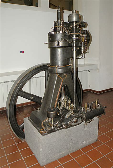 Made up in Britain: Internal Combustion Engine : Hornsby