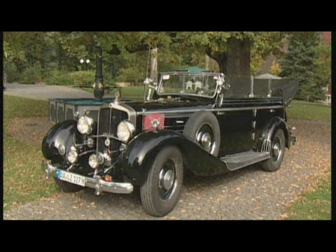 1930 Maybach DS8 Zeppelin related infomation