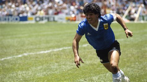 The story behind the jersey Diego Maradona wore 30 years