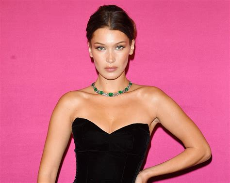 Bella Hadid Responded to an Instagram Bully Attacking Her
