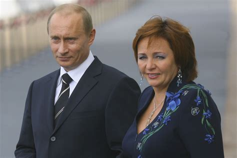 Russian President Vladimir Putin, Wife Call It Quits