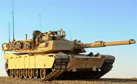 United States Ground Forces: M1A2 Abrams