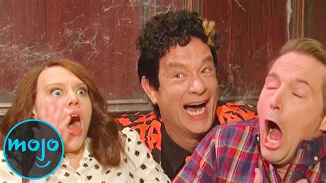 Top 10 Best Saturday Night Live Hosts - YouTube