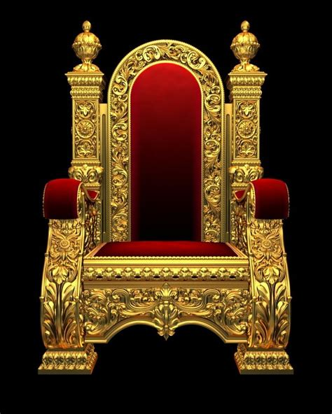 Armchairs, King throne chair and Royals on Pinterest