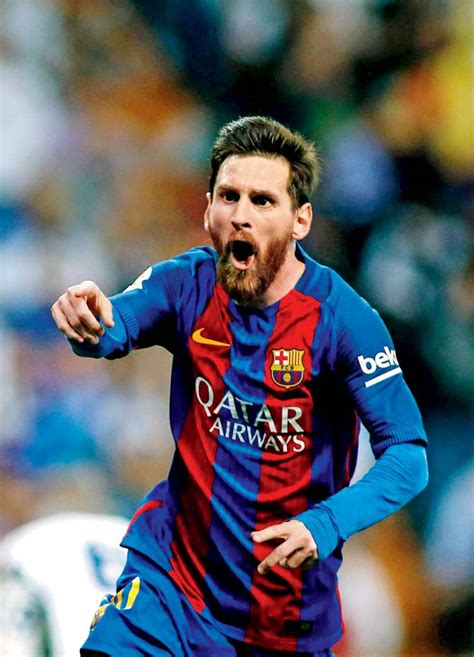 Lionel Messi created the 500 goals club in Barcelona and