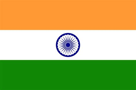 India Flag - Free Pictures of National Country Flags