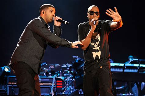 A Timeline of JAY-Z and Drake's Competitive Relationship