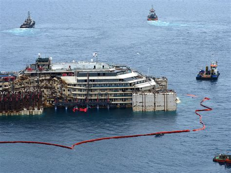 Costa Concordia disaster: Cruise ship to be scrapped