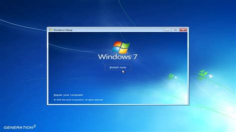 Clean Windows 7 installation on ASUS Laptop for beginners