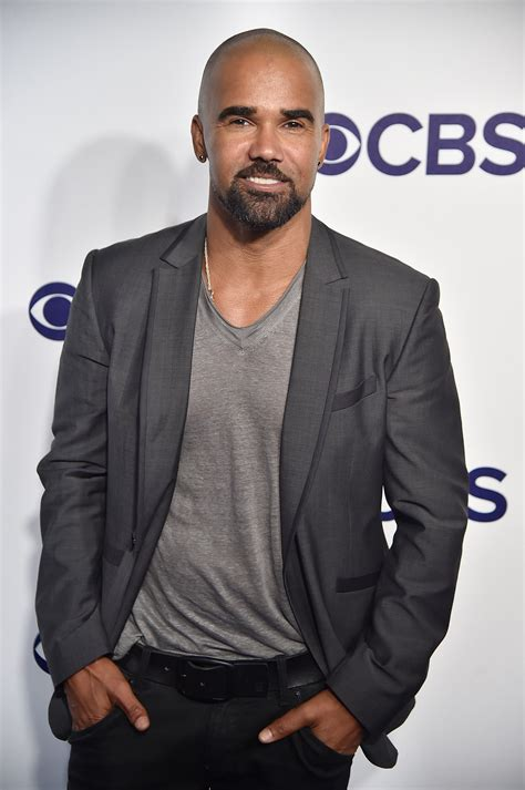 Shemar Moore on Mom's Opinion about 'Criminal Minds