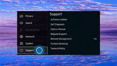 Resetting your 2016 UHD TV to Factory Default Settings (UN