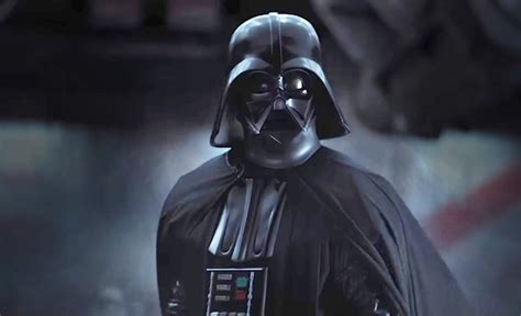Darth Vader's 'Rogue One' Scene Was A Last Second Decision