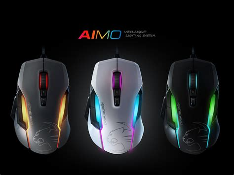 Roccat Kone Aimo: Gaming Mouse Review