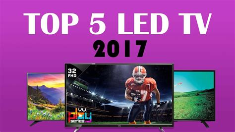 Best LED TV 2017   Top 5 Most Popular And Stylish LED TV