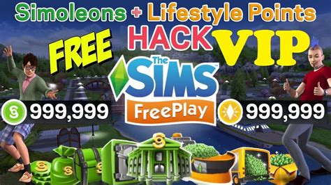 Sims Freeplay Cheats 2017 - The Sims FreePlay Hack - YouTube