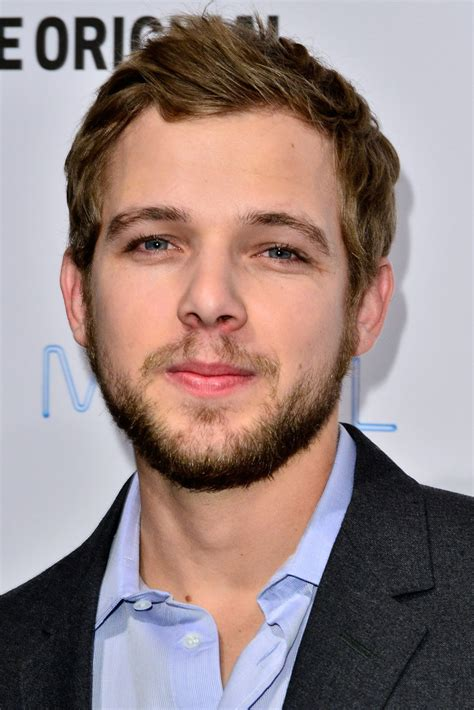 Max Thieriot in Premiere Party For A&E's Season 2 Of