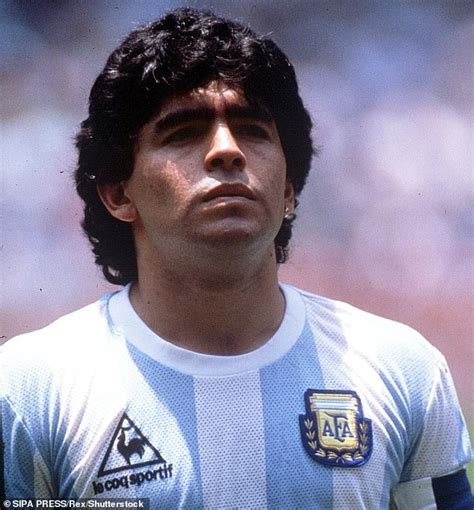Argentina celebrate 58th birthday of Diego Maradona with