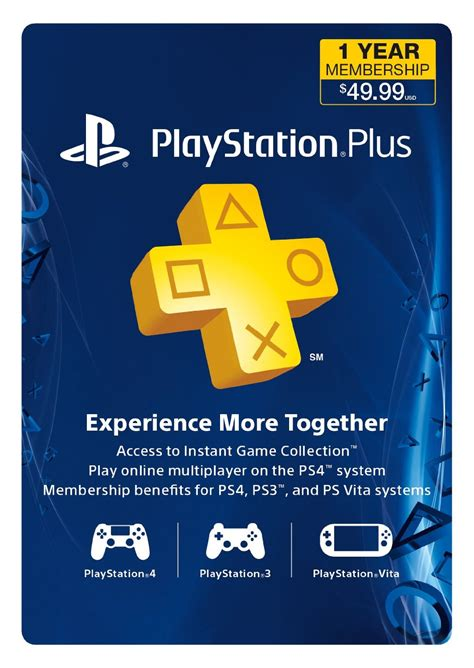 Get a 1 year PS Plus subscription for less than $38