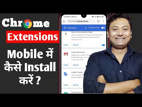 How to Install Google Chrome Extensions on Android   Beebom