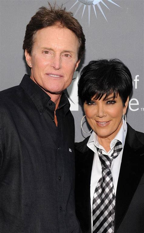 Coordinated Efforts from Kris and Bruce Jenner: Romance